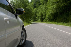 Travel car road Stock Photography