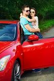Travel by car Stock Photos