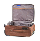 Travel case Stock Photo