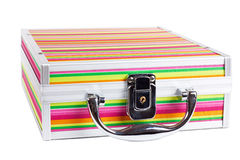 Travel case Royalty Free Stock Photo