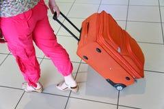 Travel case Royalty Free Stock Image