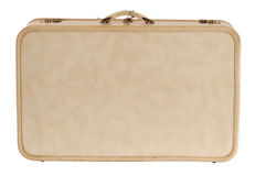 Travel case. Isolated Stock Photography