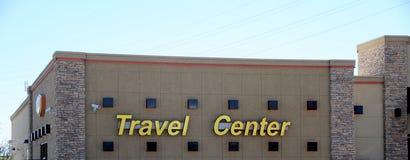 Travel Center Stock Photo