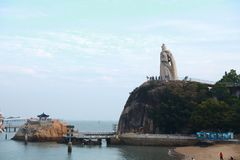The scenery of Gulang island in Fujian Province, China royalty free stock photo