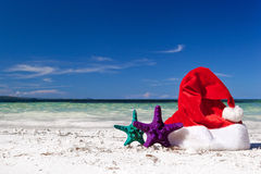 Travel Christmas concept Royalty Free Stock Images