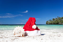 Travel Christmas concept Royalty Free Stock Photography