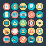 Travel Colored Vector Icons 3. Get your next Web Vector Icons set that are great for presentations, web design, web apps, mobile applications or any type of Royalty Free Stock Photo