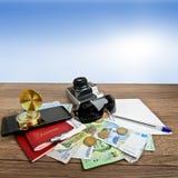 Travel concept Stock Photo