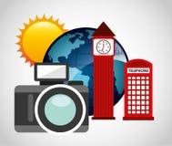 travel concept design Stock Photography