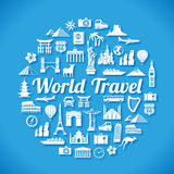 Travel Concept design Stock Photo