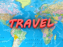 Travel concept, Royalty Free Stock Photo