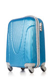 Travel concept with luggage suitacase Royalty Free Stock Photos