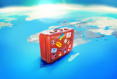 Travel concept Stock Photography