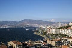 Travel concept photo; Turkey / Izmir / Konak / Kordon.  royalty free stock photo