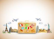 Travel concept Stock Photos