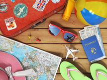 Travel concept. Royalty Free Stock Images