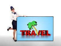 Travel concept Royalty Free Stock Image