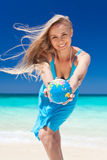 Travel Concept. Tropic vacation Stock Photo