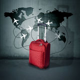 Travel concept Royalty Free Stock Photos
