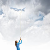 Travel concept Stock Image