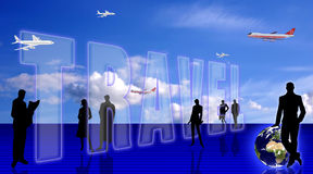 Travel conception Stock Photo