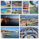 Travel Croatia Royalty Free Stock Photos