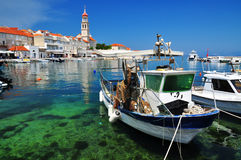 Travel Dalmatia Croatia Royalty Free Stock Photography