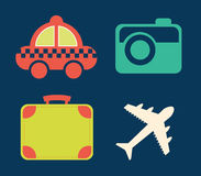 Travel design Royalty Free Stock Image