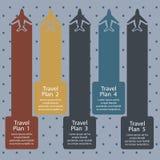 Travel design Stock Photos