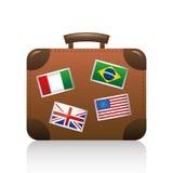 Travel design Royalty Free Stock Photos