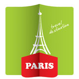 Travel destination, Paris Stock Photos