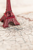 Travel Destination Paris Royalty Free Stock Photography
