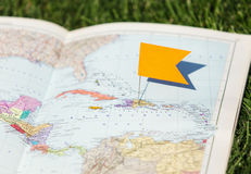 Travel destination, Royalty Free Stock Images