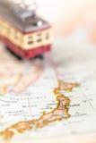 Travel Destination Sendai, Japan stock photos