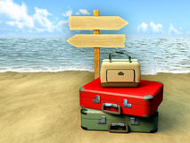 Travel destinations Stock Photos
