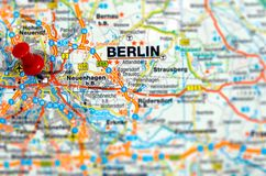 Travel destionation Berlin Royalty Free Stock Image