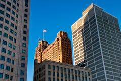 Travel Detroit Stock Images