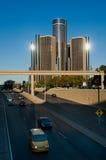 Travel Detroit Stock Photo