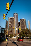 Travel Detroit Royalty Free Stock Image