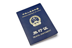 Travel Document Stock Photos