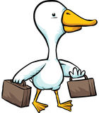 Travel Duck Royalty Free Stock Photography