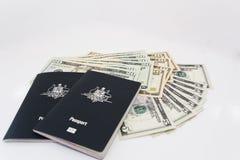Travel essentials Stock Photography