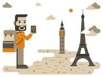 Travel Europe Stock Image
