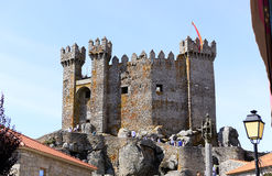 Free Travel Europe - Penedono Castle, Architecture Royalty Free Stock Image - 69687236
