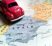 Travel Europe - Spain Stock Image
