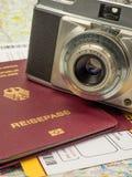 Travel experiences Stock Photo