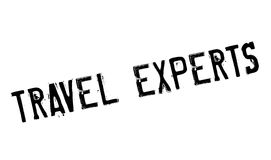 Travel Experts rubber stamp Stock Photos