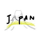 Travel Fuji Japan Royalty Free Stock Photo