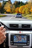 Travel and gps Stock Photos