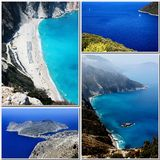 Travel in Greece Royalty Free Stock Photos